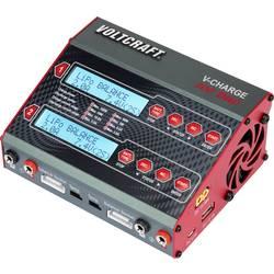 Modelárska multifunkčná nabíjačka VOLTCRAFT V-Charge 100 Duo 1388391, 12 V, 230 V, 10 A
