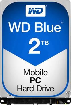 "Interní pevný disk 6,35 cm (2,5"") Western Digital Blue™ Mobile WD20SPZX, 2 TB, Bulk, SATA III"