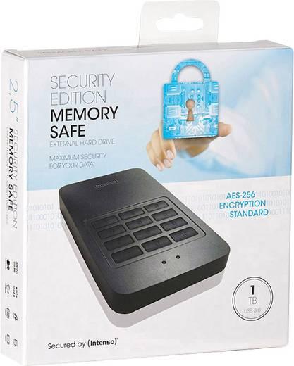 Externe Festplatte 6.35 cm (2.5 Zoll) 1 TB Intenso Memory Safe Schwarz USB 3.0