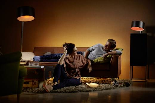 Philips Lighting Hue Starterkit White and color ambiance GU10 6.5 W RGBW