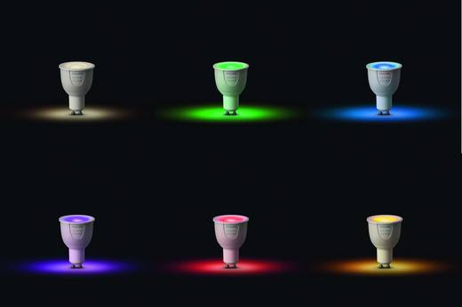 Philips Lighting Hue LED-Leuchtmittel (Erweiterung) White and color ambiance GU10 6.5 W RGBW