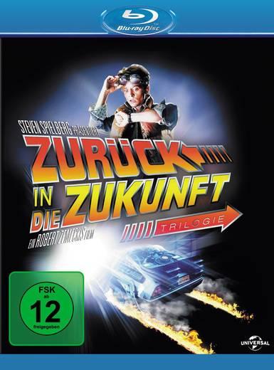 blu-ray Zurück in die Zukunft Trilogie FSK: 12