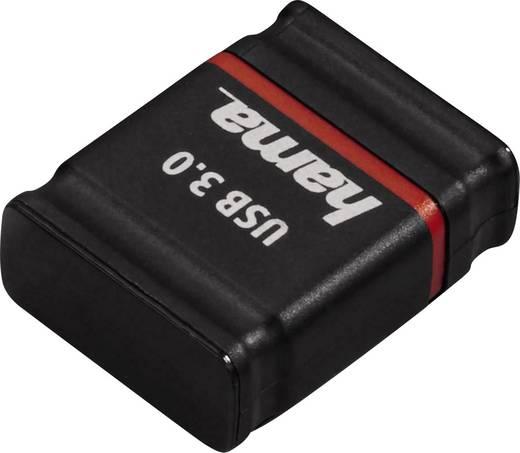 Hama Smartly USB-Stick 16 GB Schwarz/Rot 124009 USB 3.0