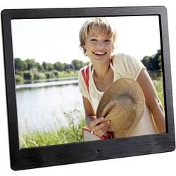 """Digitální fotorámeček 24.6 cm (9.7 """") Intenso Media Designer 1024 x 768 pix černá"""