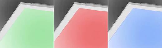 paul neuhaus q led decken und wandleuchte q flag led fest eingebaut 30 w warm wei rgb kaufen. Black Bedroom Furniture Sets. Home Design Ideas
