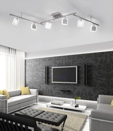 paul neuhaus q led deckenstrahler vidal led fest eingebaut 28 8 w warm wei rgb. Black Bedroom Furniture Sets. Home Design Ideas