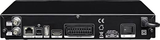 Kathrein UFS933SW/HD+ HD-SAT-Receiver Aufnahmefunktion, inklusive HD+ Karte, Kartenleser
