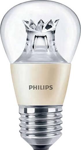 Philips Lighting LED EEK A+ (A++ - E) E27 Tropfenform 6 W = 40 W Warmweiß (Ø x L) 48 mm x 93 mm dimmbar 1 St.