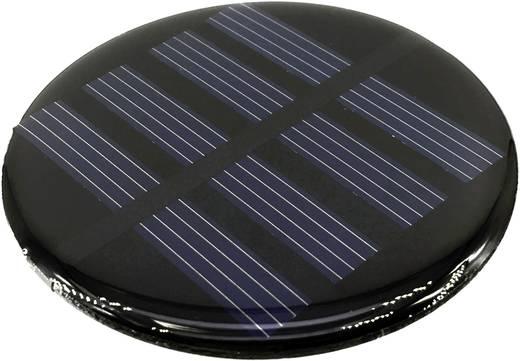 Solarzelle POLY-PVZ-R70-2V 2 V/DC 0.12 A 1 St. (Ø x H) 70 mm x 2.9 mm