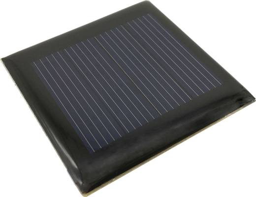 Solarzelle POLY-PVZ-4949-2V 2 V/DC 0.1 A 1 St. (L x B x H) 49 x 49 x 3.1 mm