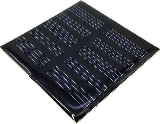 Solarzelle Poly Pvz 5555 2 5v 2 5 V Dc 0 09 A 1 St L X B X H 55 X