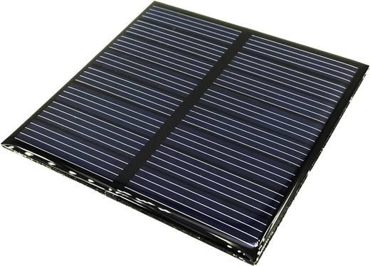 Solarzelle POLY-PVZ-8080-4V 4 V/DC 0.2 A 1 St. (L x B x H) 80 x 80 x 3.1 mm