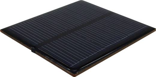Solarzelle POLY-PVZ-5962-5V 5 V/DC 0.08 A 1 St. (L x B x H) 62.5 x 59.5 x 3.1 mm
