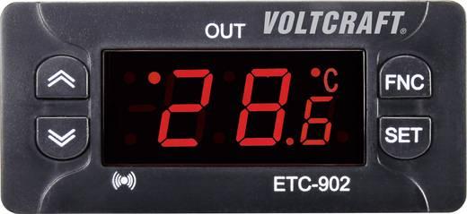 Temperaturregler VOLTCRAFT ETC-902 NTC, PTC -30 bis 50 °C Relais 10 A (L x B x H) 58 x 77 x 34.5 mm