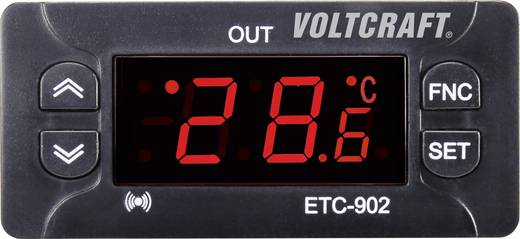 VOLTCRAFT ETC-902 Temperaturregler NTC, PTC -30 bis 50 °C Relais 10 ...