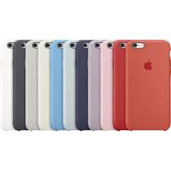 Zadný kryt pre iPhone Apple Silikon Case vhodný pre: Apple iPhone 6S, Apple iPhone 6, biela