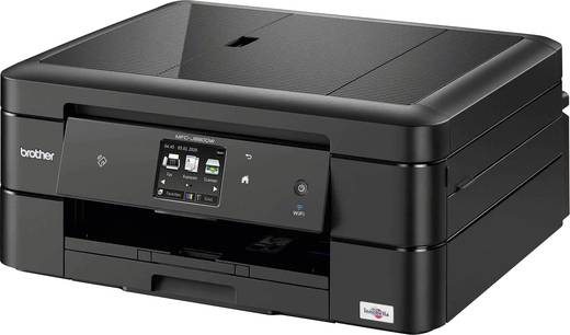Brother MFC-J880DW Tintenstrahl-Multifunktionsdrucker A4 Drucker, Scanner, Kopierer, Fax LAN, WLAN, NFC, Duplex, ADF