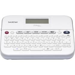 Image of Brother P-touch D400 Beschriftungsgerät Geeignet für Schriftband: TZe 3.5 mm, 6 mm, 9 mm, 12 mm, 18 mm