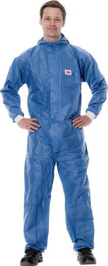 3M GT700058933 Schutzanzug 4532+ Typ 5/6 Größe: XXL Blau
