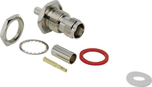 TNC-Steckverbinder Buchse, Einbau vertikal 50 Ω BKL Electronic 0405044/D 1 St.