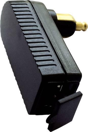 BAAS USB Winkeladapter/Lader 2A für kleine DIN-Steckdosen Belastbarkeit Strom max.=2 A Passend für (Details) für alle DI