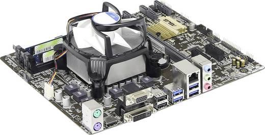 Renkforce PC Tuning-Kit (Media) Intel Core i5 i5-6400 (4 x 2.7 GHz) 8 GB Intel HD Graphics Micro-ATX