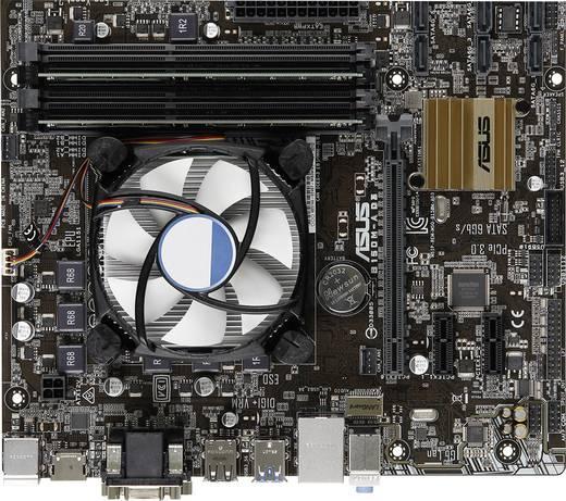 PC Tuning-Kit (Media) Intel Core i5 i5-6400 (4 x 2.7 GHz) 8 GB Intel HD Graphics Micro-ATX