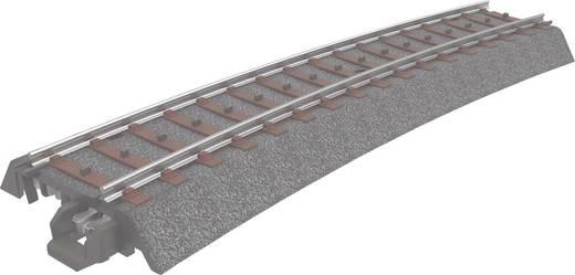 H0 Märklin C-Gleis (mit Bettung) 24315 Gebogenes Gleis 15 ° 515 mm