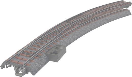H0 Märklin C-Gleis (mit Bettung) 24772 Schnellfahrweiche, rechts