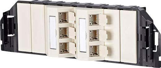 Anschlusseinheit 6 Port CAT 6a Metz Connect 130B11S60301-E