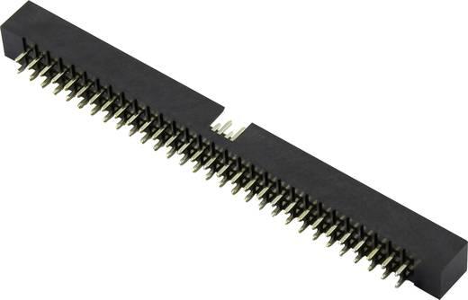 Connfly Pfosten-Steckverbinder Rastermaß: 2 mm Polzahl Gesamt: 34 Anzahl Reihen: 2 1 St.