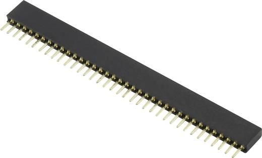 Buchsenleiste (Standard) Anzahl Reihen: 1 Polzahl je Reihe: 18 Connfly 1389931 1 St.
