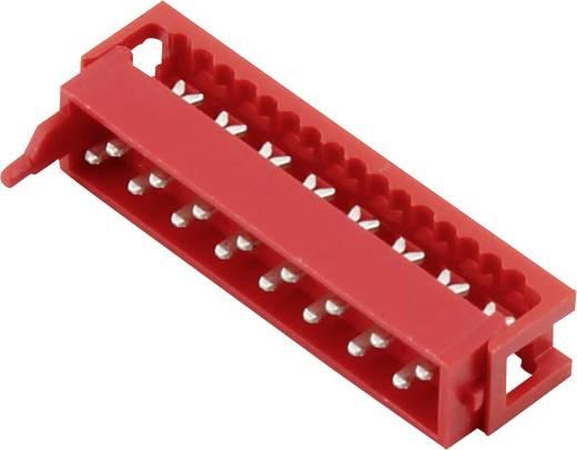 Connfly Stiftgehäuse-Kabel Micro-MaTch Polzahl Gesamt 16 Rastermaß: 1.27 mm 1390057 1 St.