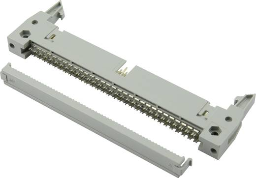 Pfosten-Steckverbinder mit Auswurfhebel lang, mit Zugentlastung Rastermaß: 2.54 mm Polzahl Gesamt: 26 Anzahl Reihen: 2 C