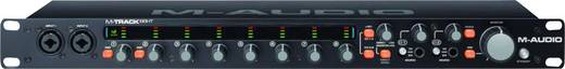 Audio Interface M-Audio M-Track 8 inkl. Software, Monitor-Controlling