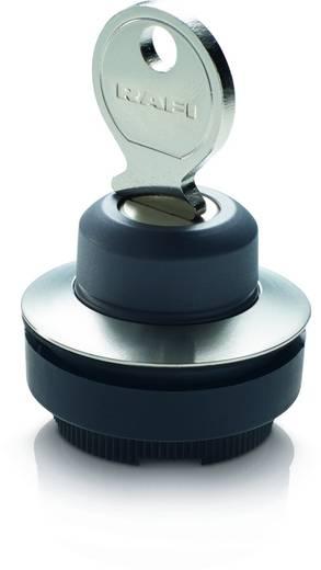 Schlüsselschalter Frontring Metall Schwarz 2 x 40 ° RAFI 30 FS+ RAFIX 30 FS+ 1.30.295.102/0000 2 St.