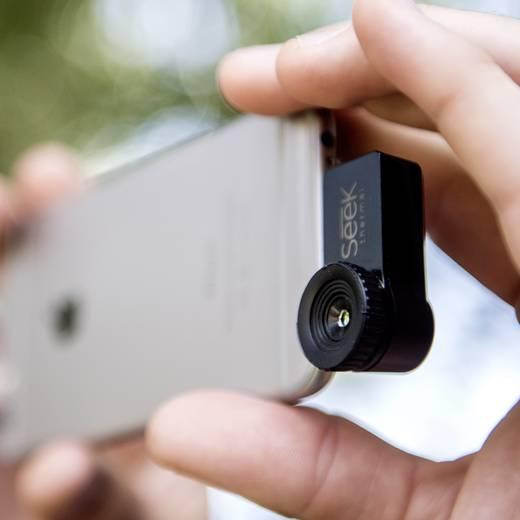 Seek Thermal Compact iOS Wärmebildkamera -40 bis +330 °C 206 x 156 Pixel 9 Hz