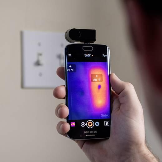Seek Thermal Compact Android Wärmebildkamera -40 bis +330 °C 206 x 156 Pixel 9 Hz