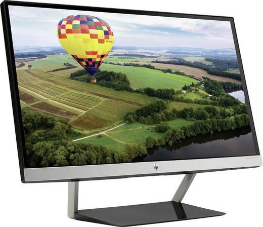 HP 24cw LED-Monitor 60.5 cm (23.8 Zoll) EEK A 1920 x 1080 Pixel Full HD 8 ms VGA, HDMI™ IPS LED