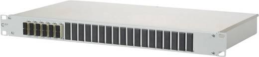 Metz Connect LWL-Patchpanel oPDAT fix 24 Port 6x SC-D Kupplungen, Festeinbau, OM2, teilbestückt