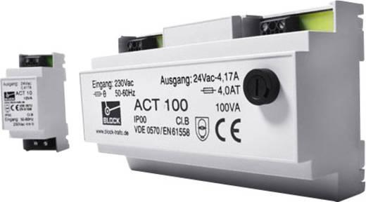Block ACT 10 Sicherheitstransformator 1 x 230 V 1 x 24 V/AC 10 VA 0.416 A