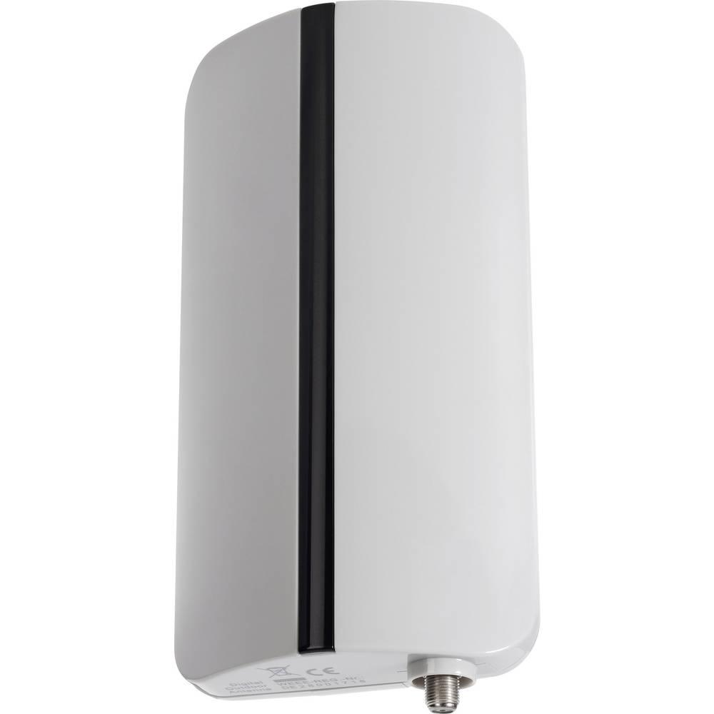 antenne de toit tnt active renkforce 11116ce pour l 39 ext rieur 20 db gris. Black Bedroom Furniture Sets. Home Design Ideas