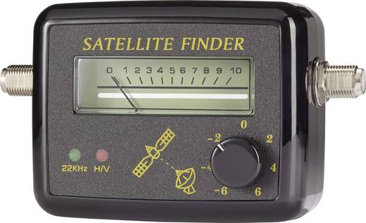 SAT Finder Renkforce mit Signalton, Pegelsteller
