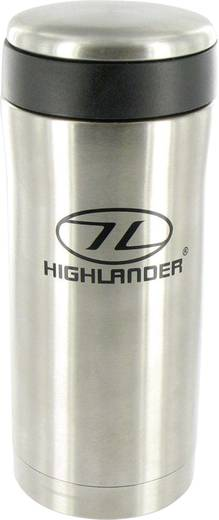 Highlander Sealed Mug Thermobecher Silber 330 ml CP163-SR
