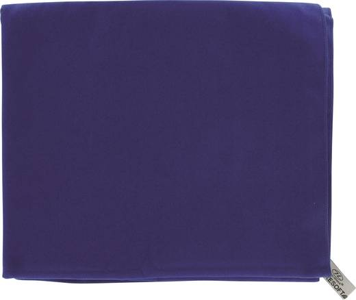 Handtuch Highlander Microfasertuch 140x124 blau Blau CS095-BL