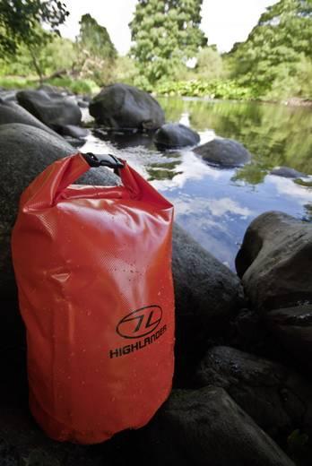 Highlander Packsack Tri-Laminate Drybag 16 16 l (Ø x H) 230 mm x 360 mm Schwarz CS110-BK