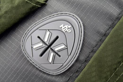 Highlander Rucksack Summit 25 25 l (B x H x T) 340 x 490 x 250 mm Oliv-Grau RUC178-FG