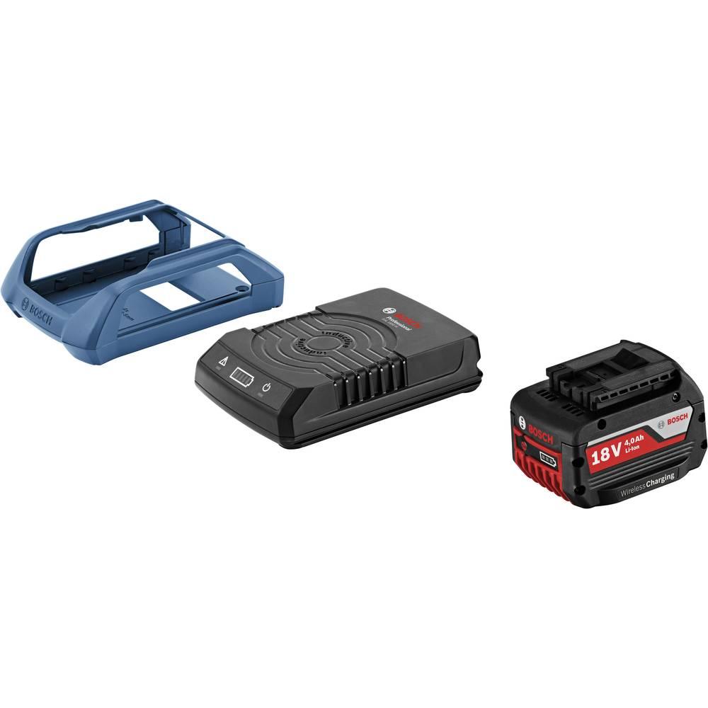 bosch professional wireless charging system werkzeug akku 18 v 4 ah induktions ladestation. Black Bedroom Furniture Sets. Home Design Ideas