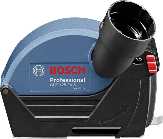 Staubabsaugung GDE 125 EA-S Professional Bosch Professional 1600A003DH