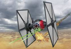 Sci-fi model, stavebnice Revell 06693 Star Wars First Order Special Forces Tie Fighter